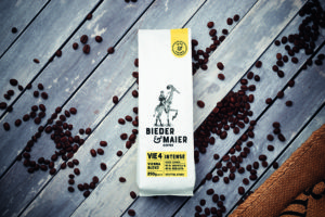 Bieder Maier Biedermaier Blend Packaging Forza Kaffee Coffee Cafe